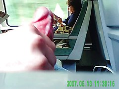 Train, Cumshot, Xhamster