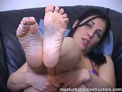 Feet, Masturbation, Teacher, Gotporn