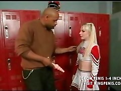 Anal, Blonde, Cheerleader, Pornhub
