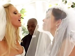 Bride, Threesome, Xhamster