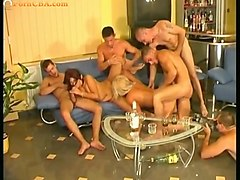 Hungarian, Party, Xhamster