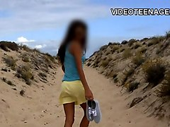 Teen, Nudist, Beach, Xhamster