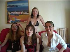 British, Group, Xhamster