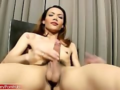 Asian, Masturbation, Jerking, Ass, Pornhub