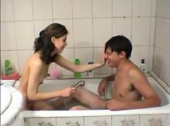 Bath, Teen, Cute, Gotporn