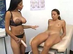 Ebony, Asian, Whore, Nurse, Gotporn