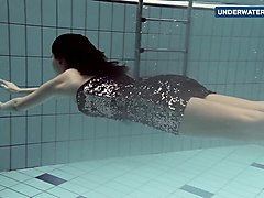 Flashing, Underwater, Nuvid