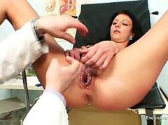 Gyno, Teacher, Exam, Xhamster