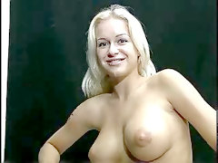 Amateur, Blonde, Teen, Swallow, Xhamster