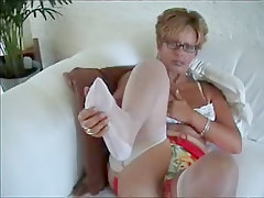 Wife, Stockings, Xhamster
