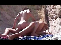 Foursome, Beach, Xhamster