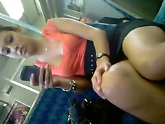 Upskirt, Train, Xhamster