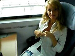 Milf, Train, Xhamster
