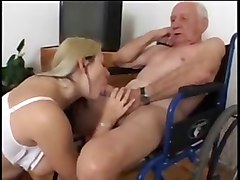 Nurse, Old Man, Xhamster