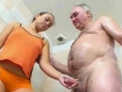 Old Man porn tube clips