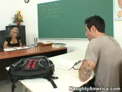 Blonde, Teacher, Gotporn